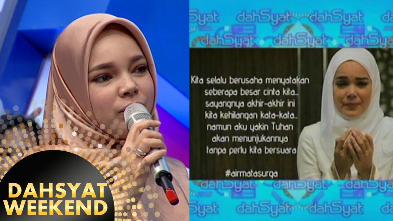 Kata Kata Mengharukan Dari Dewi Sandra Di Film Air Mata Surga