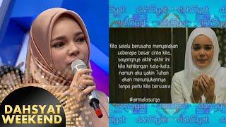 Download lagu Kata-kata mengharukan dari Dewi Sandra di film 'Air Mata Surga' [Dahsyat] [8 Nov 2015]