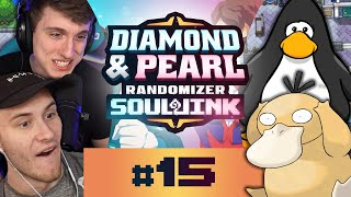 RYAN GOT FIRED!   Pokemon Diamond and Pearl Randomized Soul Link Nuzlocke Part 15