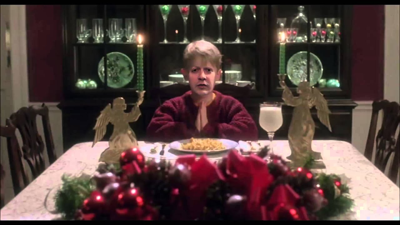 Paul 39 s home alone christmas card youtube for At home christmas