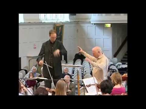 Haitink: Conducting And The Importance Of Eye-contact