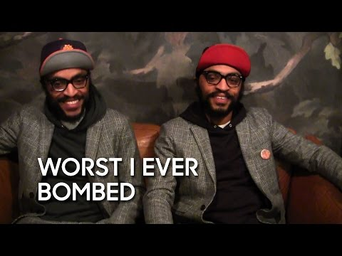 Worst I Ever Bombed: The Lucas Brothers