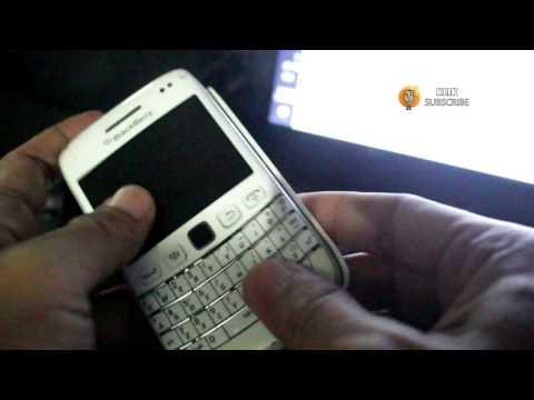 Cara Flash Blackberry 9790 + frimware - YouTube