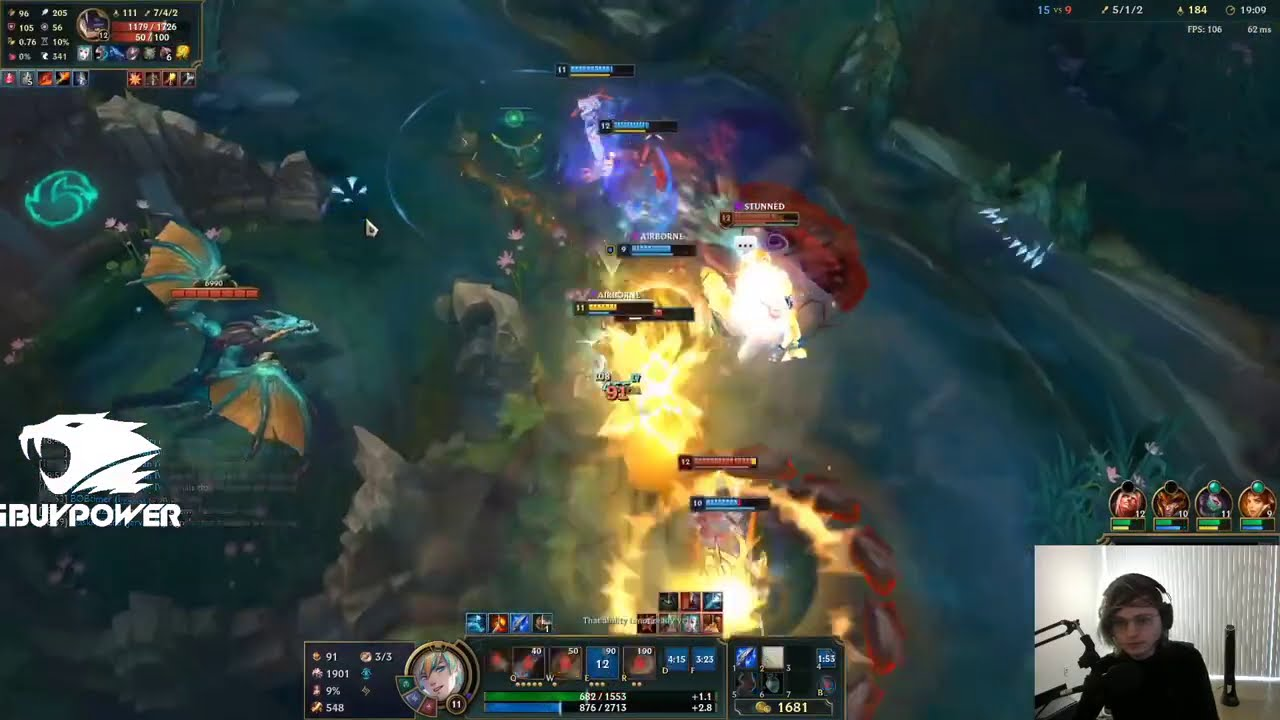 14 Minutes of Challenger Rumble Outplays