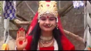 Resham Lagi Dor   Chali Akeli Jagdamba   Sanskriti Mishra Hindi Devi Song