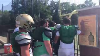 Football Coach Joe DeCaprio Starts New Tradition