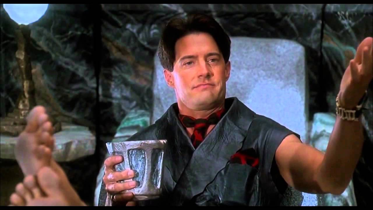 Kyle Maclachlan S Feet The Flintstones Youtube