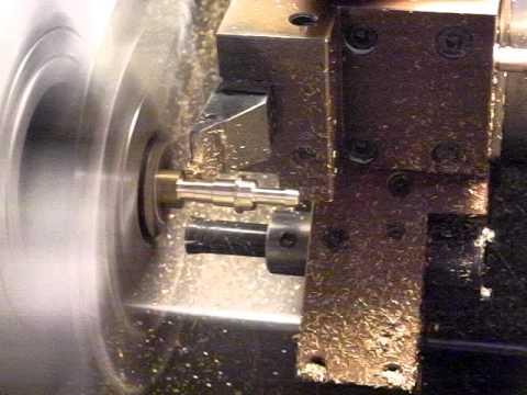 CNC machine กลึง