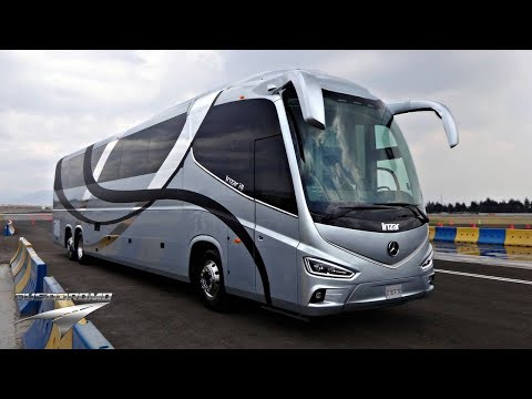 Mercedes-Benz | Irizar I8 [Interior]