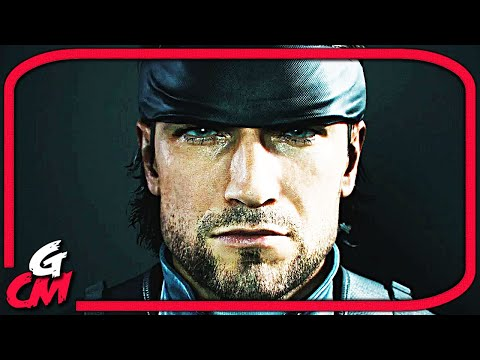 METAL GEAR SOLID - FILM COMPLETO ITA Game Movie