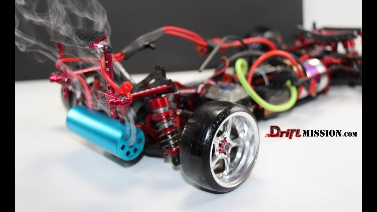 Burn Effect Rc Drift Smoke Generator Version One Driftmission