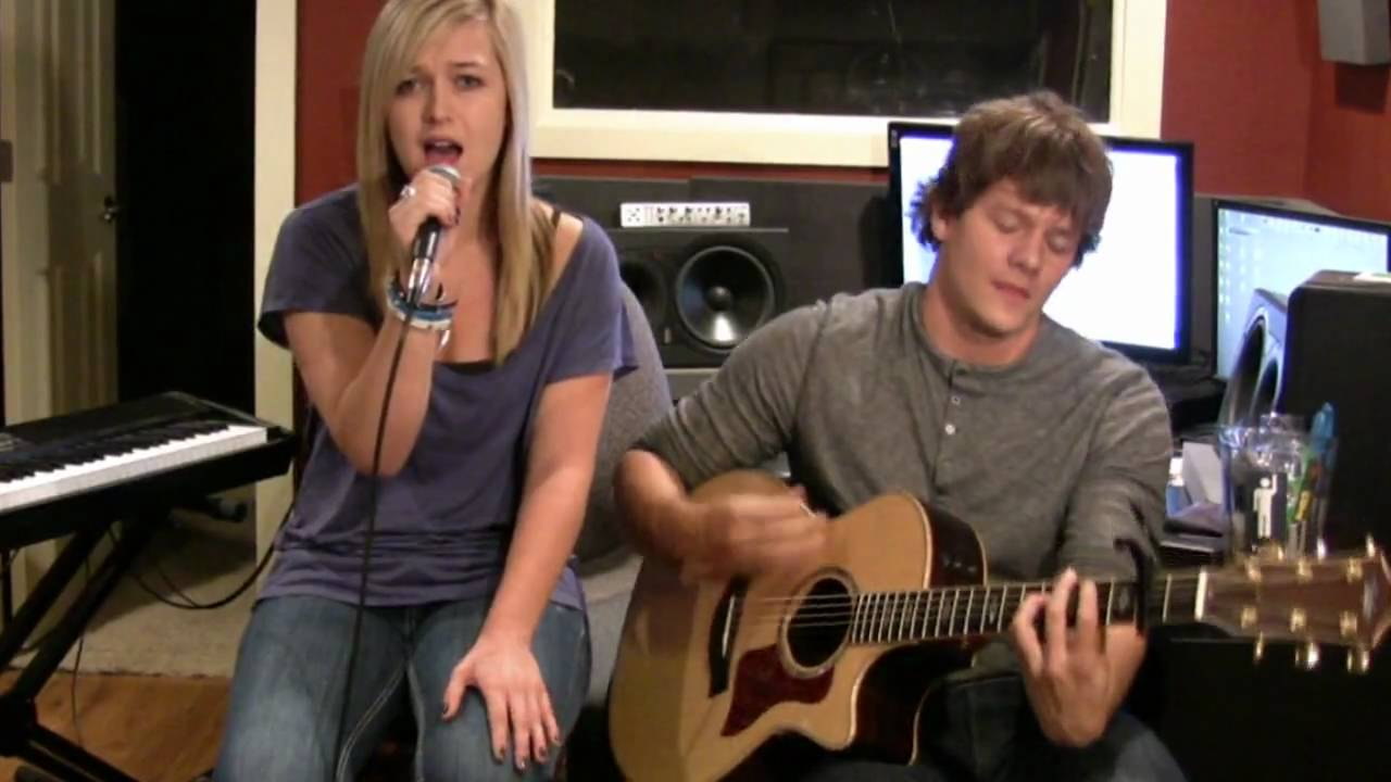 miley cyrus when i look at you julia sheer acoustic cover