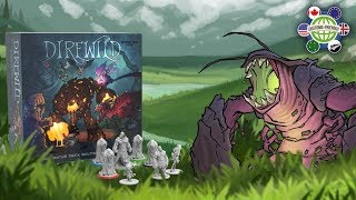 Direwild Overview - Board Game Spotlight