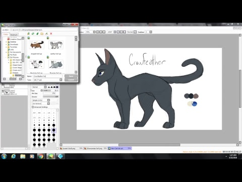 Drawing Some Pokemon // W/ Morgan