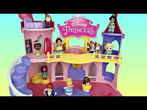 Little People Musical Dancing Palace Castle with Princesses