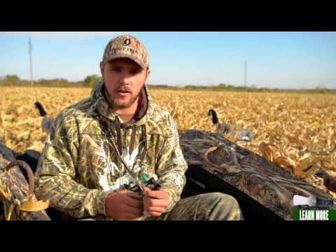 How To Honk and Cluck Like a Goose | Cabela's Northern Flight