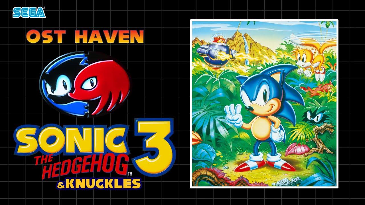 Sonic The Hedgehog 3 Ost 59 Bonus Track Title Screen S K Beta Youtube
