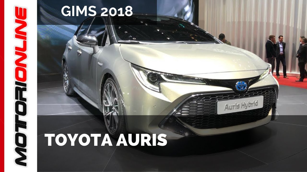 toyota auris 2019 live gims 2018 youtube. Black Bedroom Furniture Sets. Home Design Ideas