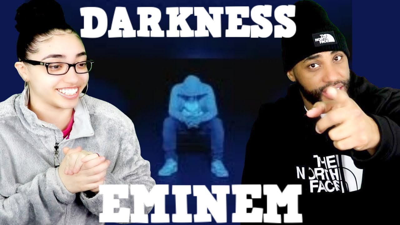 MY DAD REACTS TO Eminem - Darkness (Official Video) REACTION