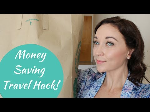 Crazy Money Saving Travel Hack!