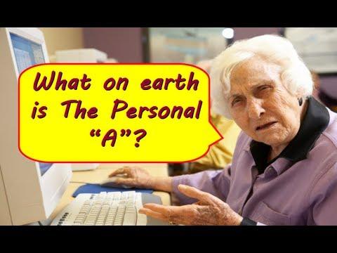"""The Spanish Personal """"A"""" ~ LA """"A"""" Personal del Español"""
