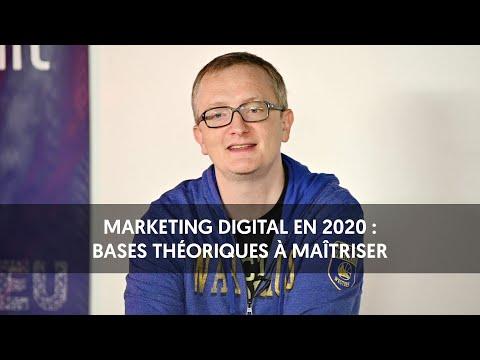 Marketing digital en 2020 : bases théoriques à maîtriser