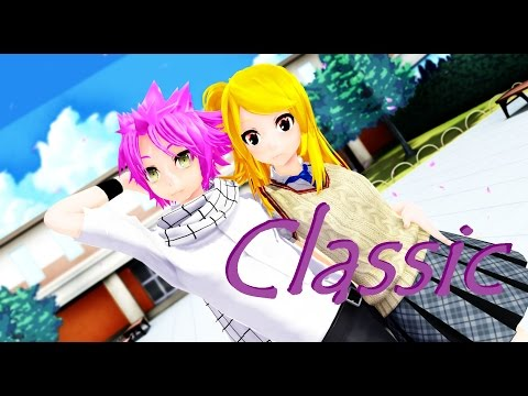 [MMD] Classic (Fairy tail)