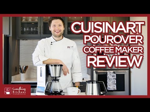 Cuisinart PurePrecision Pour-Over Coffee Maker Review