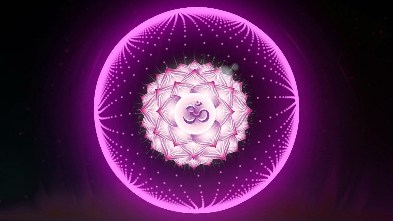 Magical Chakra Meditation Chants for Crown Chakra [Seed Mantra AH Chants] -  Series II | E07