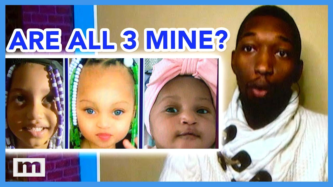 Download I Love My 3 Daughters, But Am I Their Father? | Maury Show
