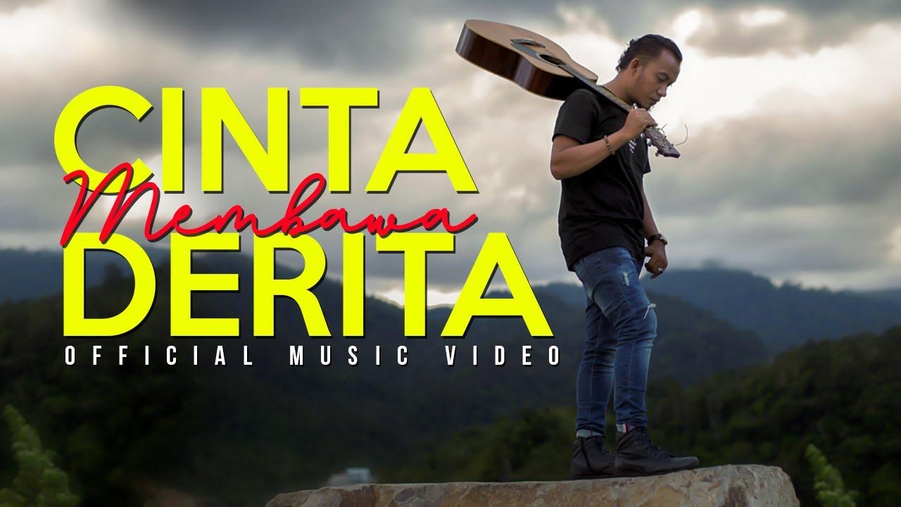 CINTA MEMBAWA DERITA - Andra Respati (Official Music Video)