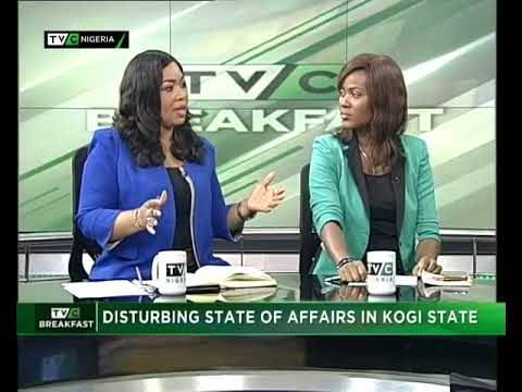 TVC Breakfast 30th October 2017 | Disturbing State of Affair