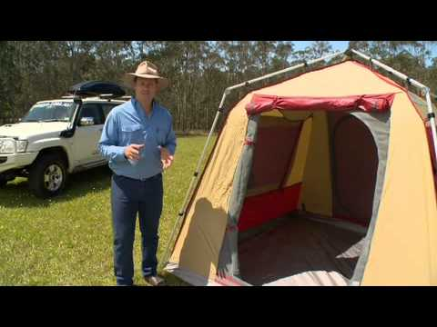 OZtrail BLITZ Tent iPhone & OZtrail BLITZ Tent iPhone - YouTube