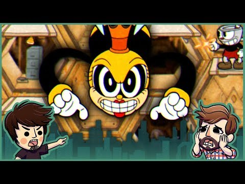 Cuphead Co-op Gameplay | PC/Xbox One (Part 11)