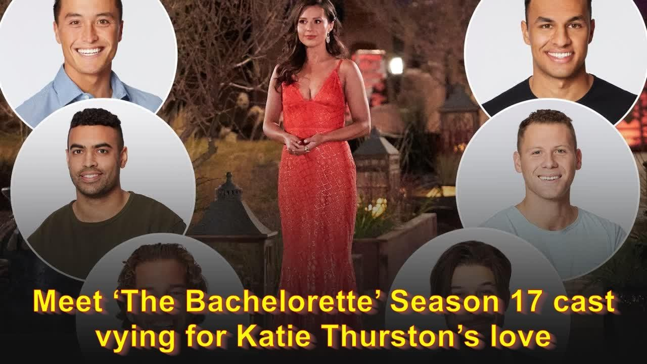 The Bachelorette 2021 cast: Meet the 30 men vying for Katie ...