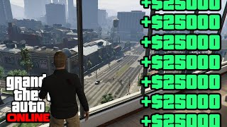 GTA Online: New!!! $650K Per Hour Solo Money Grind Method!!!