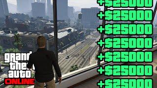 GTA Online: Best Way to Make Money Fast - Fleeca Heist $100k Tutorial! (GTA 5 Easy Money Guide)