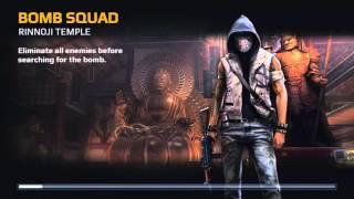 Ch. 2 Rinnoji Temple | Spec Ops 3. Bomb Squad 3 Stars | MC5 Blackout | HD 720p Android