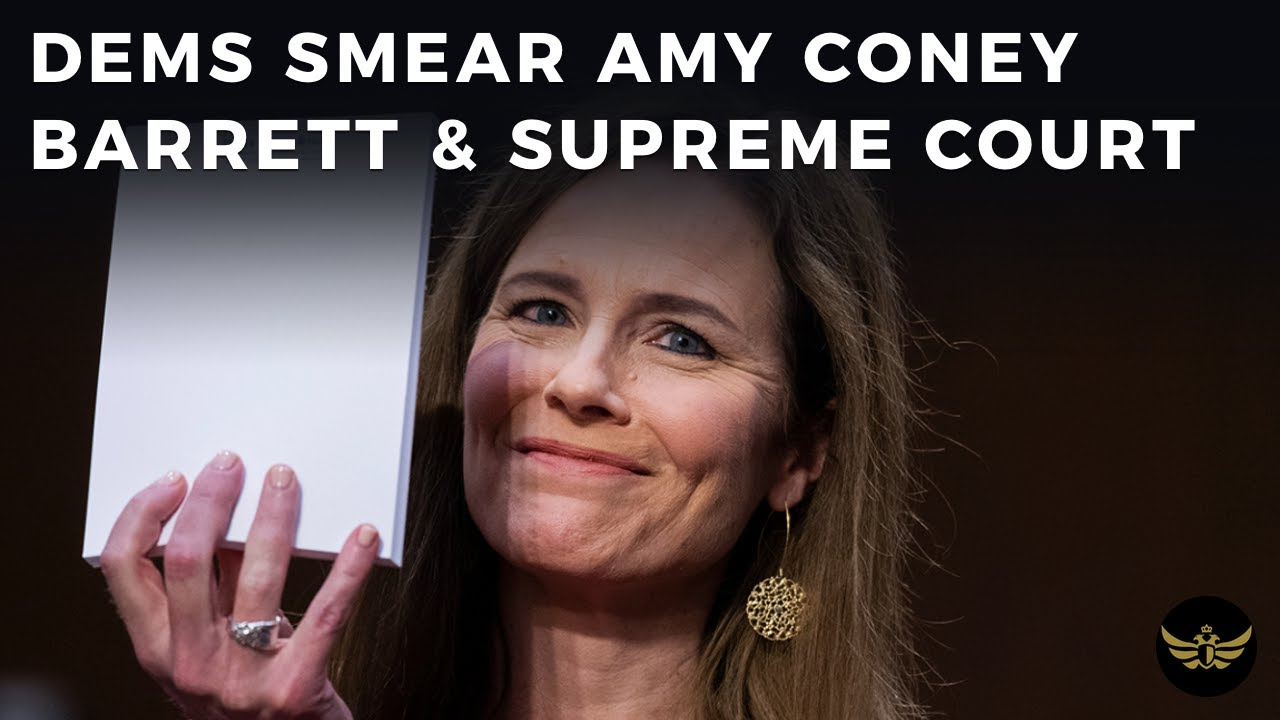 Democrats use Amy Coney Barrett hearing to demonize U.S. Supreme Court