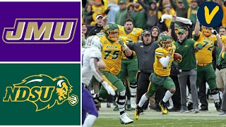 James Madison vs North Dakota State Highlights | 2020 FCS Championship Highlights | College Football