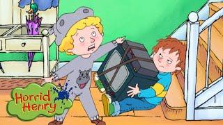 Horrid Henry - Horrid Television | Cartoons For Children | Horrid Henry Episodes | HFFE