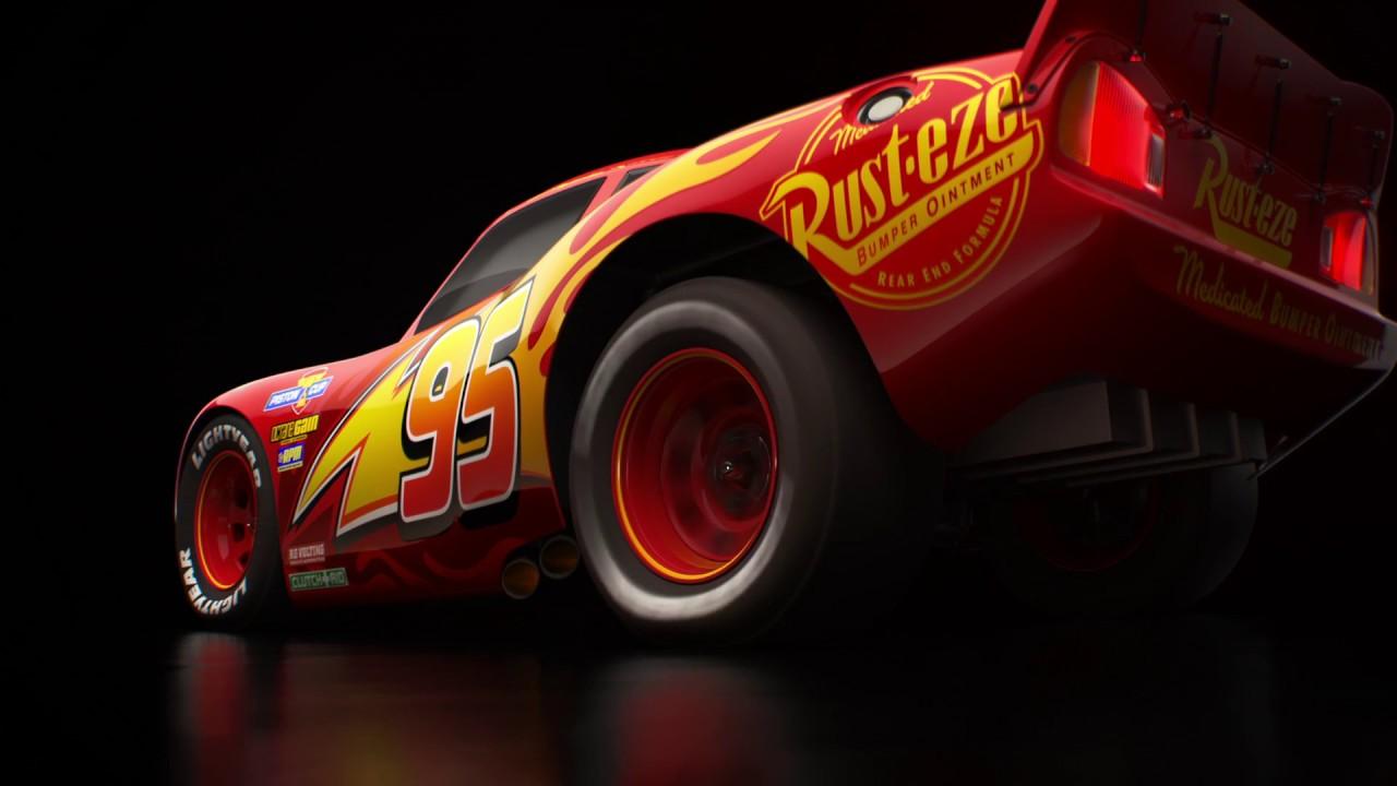 Pixar Cars Desktop Wallpaper Cars 3 Lightning Mcqueen Official Disney Pixar