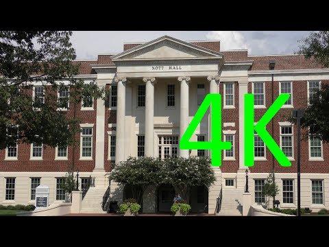 A 4K Tour of the University of Alabama
