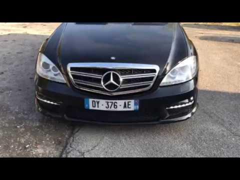 Mercedes S500 V8 Full Facelift S65 AMG (www.neotuning.com) Exhaust Sound !!!