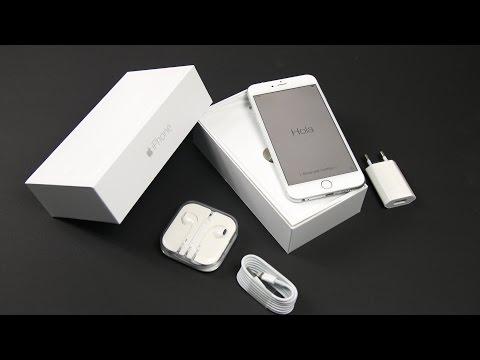 Unboxing: Apple iPhone 6 Plus (Deutsch)   SwagTab