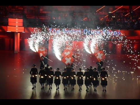 2019 0921 Top Secret Drum Corps  Musikfest Der Bundeswehr