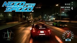 Need for Speed (PS4/XB1/PC) - Gameplay Demo @ E3 2015 @ 1080p HD ✔