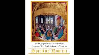 Chorał gregoriański - Gregorian chant - Fontes, et omnia. Benedicite, omnia opera Domini. Canticum