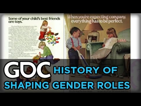 History Shaping Design: How Gender Roles As Shown In The History of Tabletop Games