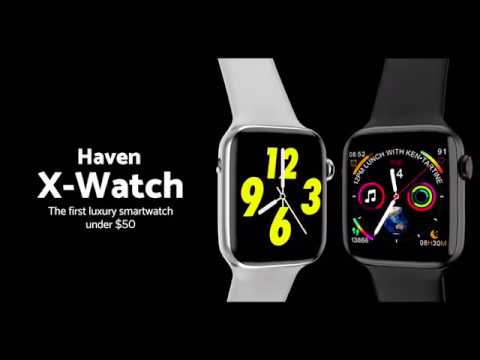 Introducing The Haven X-Watch